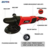 ZOTA Polisher, 21mm Long-Throw Upgraded Orbital