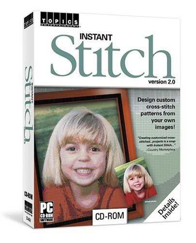 Topics Entertainment CS 479S Instant Stitch