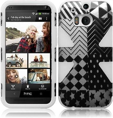 Amazon.com: Warrior Wireless (TM) For HTC One M8 Dynamic ...