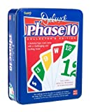 Phase 10 Deluxe Card Game in Tin