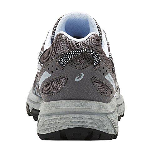 para Asics Gel Mujer Venture 6 de Gris Zapatillas Running qfUSw