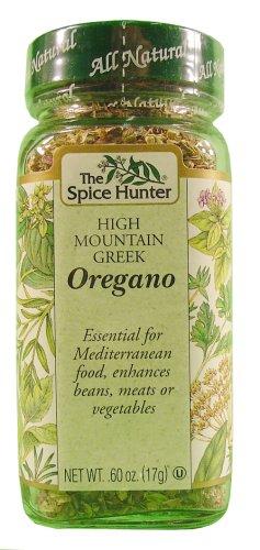 Spice Hunter Oregano Greek High Mountain, 0.6 oz by Spice Hunter