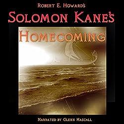 Solomon Kane's Homecoming