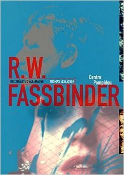 Book Rainer Werner Fassbinder