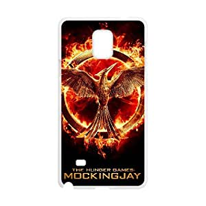 WJHSSB Customized The Hunger Games Hard Cover Case For Samsung Galaxy Note 4
