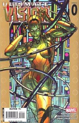 Ultimate Vision Issue 0 ( Marvel Comics Ltd) (Ultimate Vision) [Comic]