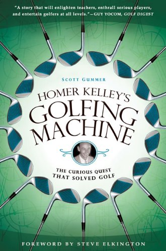Homer Kelleys Golfing Machine Curious product image
