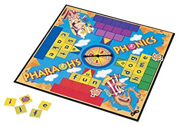Amazon.com: Pharaoh's Phonics Game: Toys & Games