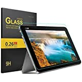 "KuGi Asus Transformer Mini T102HA screen protector - 9H Hardness HD clear Tempered Glass Screen Protector for ASUS 10.1"" Transformer Mini T102HA-D4-GR 2 in 1 Touchscreen Laptop (Clear)"