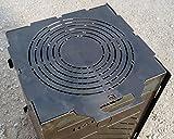 """Bad Idea Medium 32"""" Pyro Cage Incinerator"""