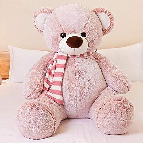 Daxiong Juguete de Felpa Oso de Big Bear muñeca de la Felpa ...