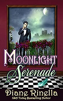 Moonlight Serenade (The Rock And Roll Fantasy Collection) by [Rinella, Diane]