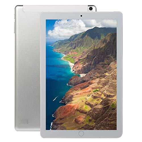 Tablet 10 inch, 3G-telefoontabletten, 16 GB ROM 128 GB extensie, Dual SIM-kaartsleuven, Quad Core-processor, HD…