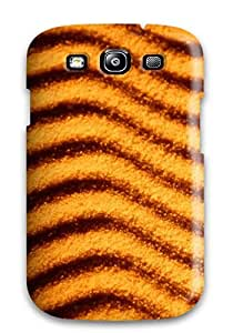 Tough Galaxy GIzGTkt404JOuyf Case Cover/ Case For Galaxy S3(sand Placed In The Form Of Waves)