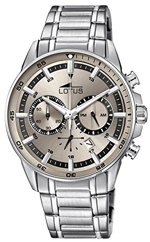 Men's Watch - Lotus - Chronograph - Stainless Steel - L10133/2 by Lotus