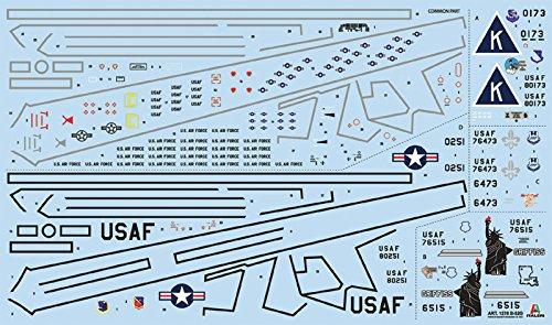 Italeri ITA1378S 1/72 B-52G Strat Fortress Toy, Grey 3