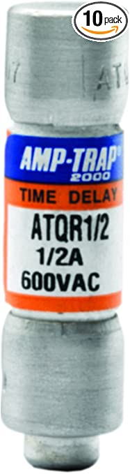 Mersen ATDR4 600V 4A Cc Time Delay Fuse 10-Pack