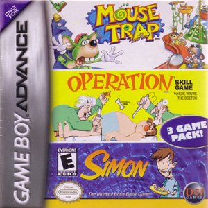 Mouse Trap / Operation / Simon