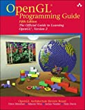 OpenGL Programming Guide, Dave Shreiner and Mason Woo, 0321335732