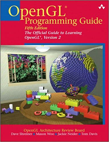 Opengl Programming Guide The Official Guide To Learning Opengl