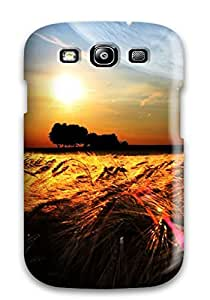 Durable Case For The Galaxy S3- Eco-friendly Retail Packaging(field Of Dreams Earth A Dreamy World Nature Other) wangjiang maoyi