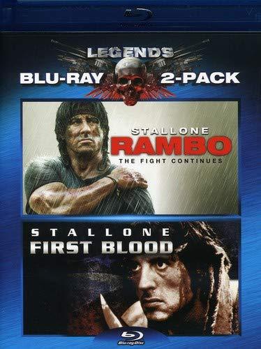 Rambo: Fist Blood & Rambo: The Fight Continues Edizione: Stati Uniti USA Blu-ray: Amazon.es: Sylvester Stallone, Julie Benz, Matthew Marsden, Paul Schulze, Graham McTavish, Rey Gallegos, Tim Kang, Maung Maung Khim, Ken