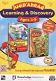 Jump Ahead Learning & Discovery Pack: Ages 3-5 (Jump Ahead Phonics & Frankie Pet Friends)