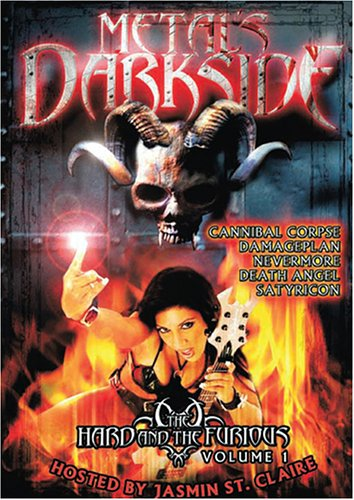 George Fisher - Metal's Dark Side: Volume 1: The Hard and the Furious (DVD)