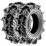 used 14 inch atv rims - TERACHE Aztex 30x9-14 8 Ply ATV UTV A/T Tires, [Set pair of 2]