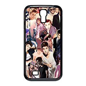 Custom High Quality WUCHAOGUI Phone case Singer Prince Justin Bieber Protective Case For SamSung Galaxy S4 Case - Case-15