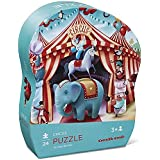 Crocodile Creek Circus Tent Jigsaw Puzzle (24 Piece)