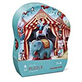 Crocodile Creek Circus Tent Jigsaw Puzzle 24 Piece