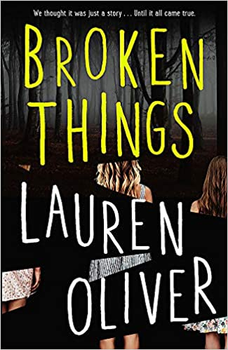 Image result for broken things lauren oliver