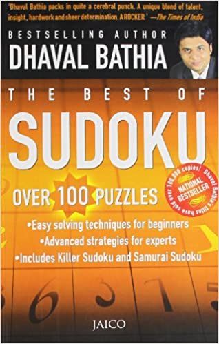 Buy The Best of Sudoku Book Online at Low Prices in India