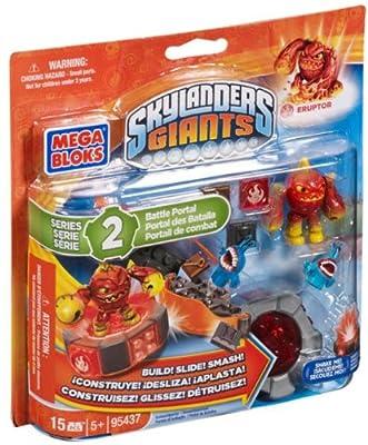 Mega Bloks Skylanders Eruptor's Battle Portal