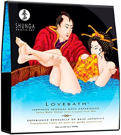 Shunga Love Bath Ocean Temptations por sólo 13,99€
