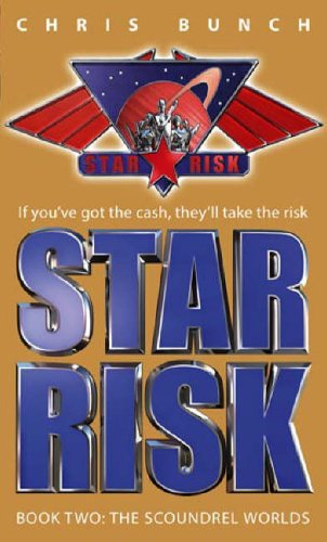 book cover of The Scoundrel Worlds