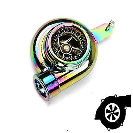 Turbo Bearing Turbo Charger Turbine Spinning Super Charger Car Motorcycle Auto Racing Sport Performance Parts Rainbow