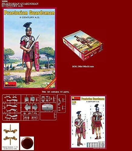 II Century AD MiniArt 1//16 16006 Praetorian Guardsman