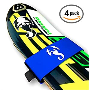 4 Pack of Ski Velcro Straps | StoreYourBoard