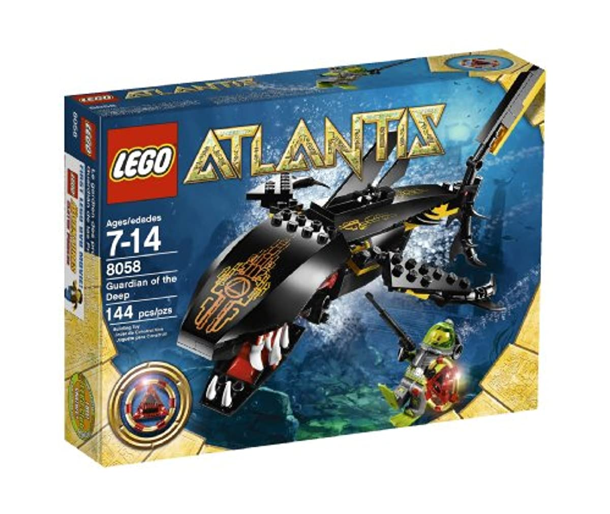 [레고 아틀란티스] LEGO Atlantis Guardian of the Deep (8058)