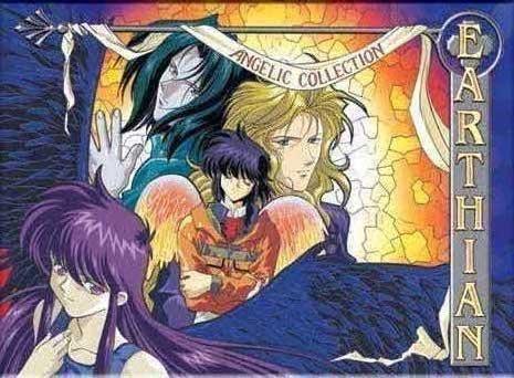 Earthian Angelic - Anime Movie DVD