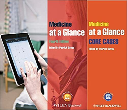 Book Medicine at a Glance 4th Edition Text and Cases Bundle by Patrick Davey (2014-12-05)
