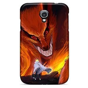 samsung galaxy s4 Fashionable phone case skin Hot New Ultra naruto shippuden kyuubi yondaime minato namikaze