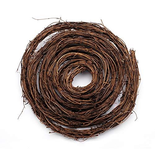 Bulk Buy: Darice DIY Crafts Twig Garland 1/2 inches x 15 feet (6-Pack) 2849-64