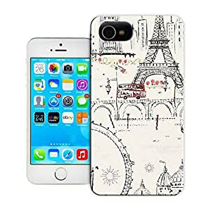 Unique Phone Case Paris Tower Painting Hard Cover for 5.5 inches iphone 6 plus cases-buythecase