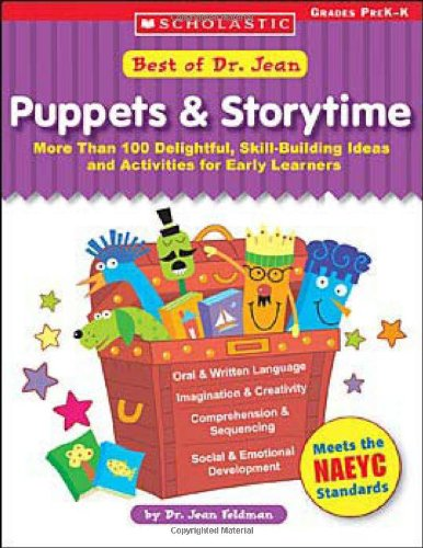 Best Of Dr Jean: Puppets & Storytime