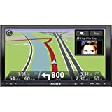 Sony XNV770BT 7-Inch Touch Screen Bluetooth AV receiver with TomTom Navigation (Discontinued by Manufacturer)