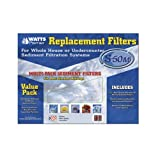 Watts WHOLE HOUSE FP Premier Replacement Filters, 5-Pack