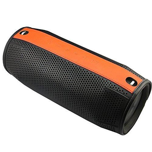 Pushingbest Protective Case for JBL Xtreme Bluetooth Speaker Premium PU Semi-mesh Design